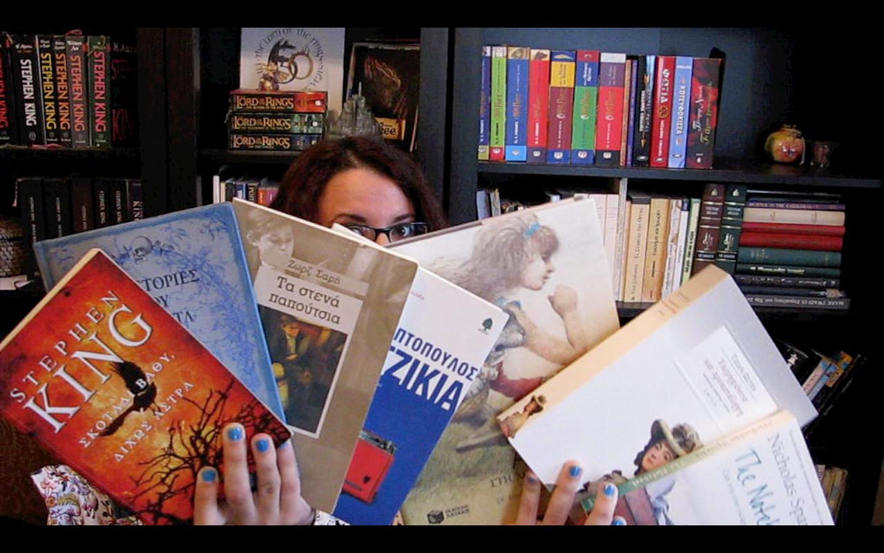 Βιβλιοπροτάσεις για το καλοκαίρι – Βιβλιοσκώληκες Ep.8