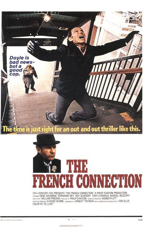 Ο Άνθρωπος από την Γαλλία french_connection