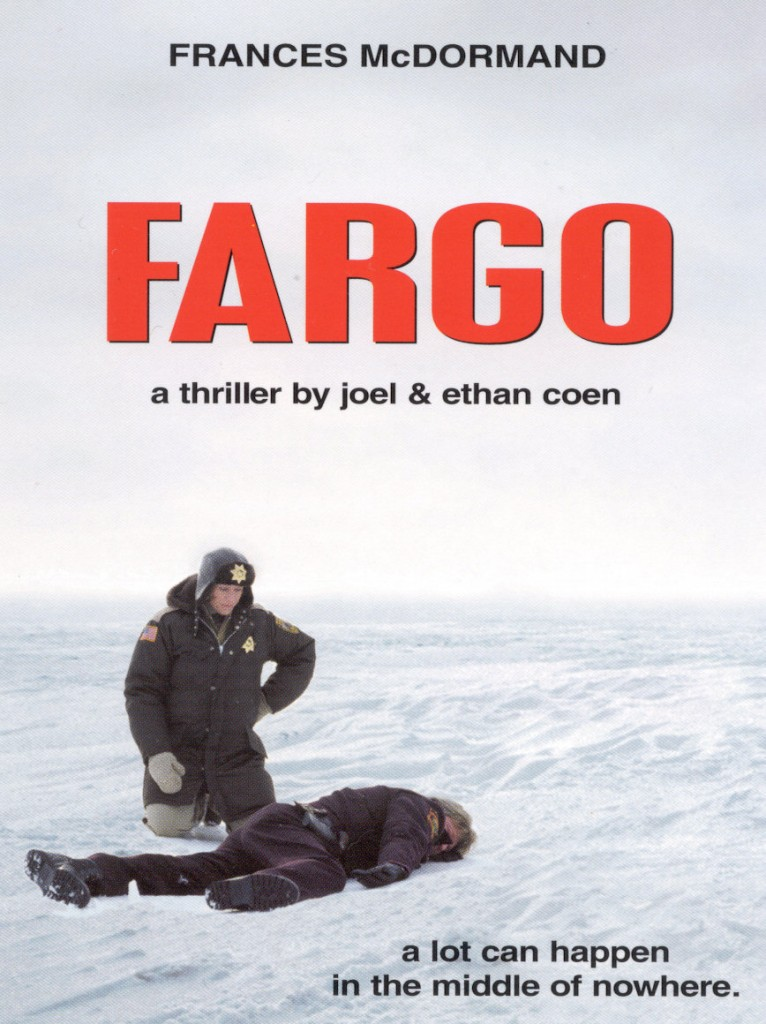 αδερφοί Coen Fargo poster