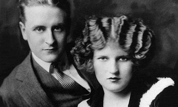 Ζευγάρια συγγραφέων F. Scott Fitzgerald and Zelda Sayre