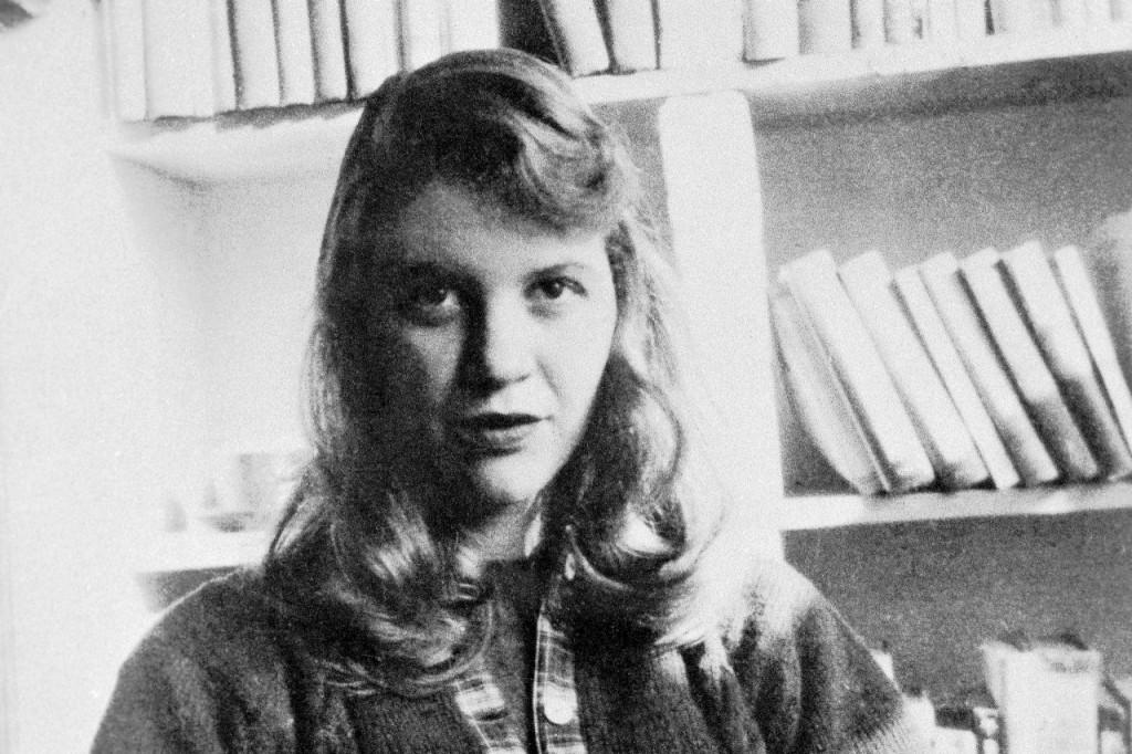 Συγγραφείς που αυτοκτόνησαν  SYLVIA-BIG