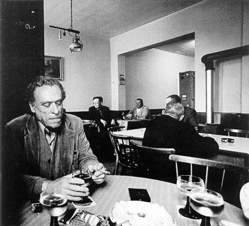 Εθισμένοι συγγραφείς - Charles Bukowski