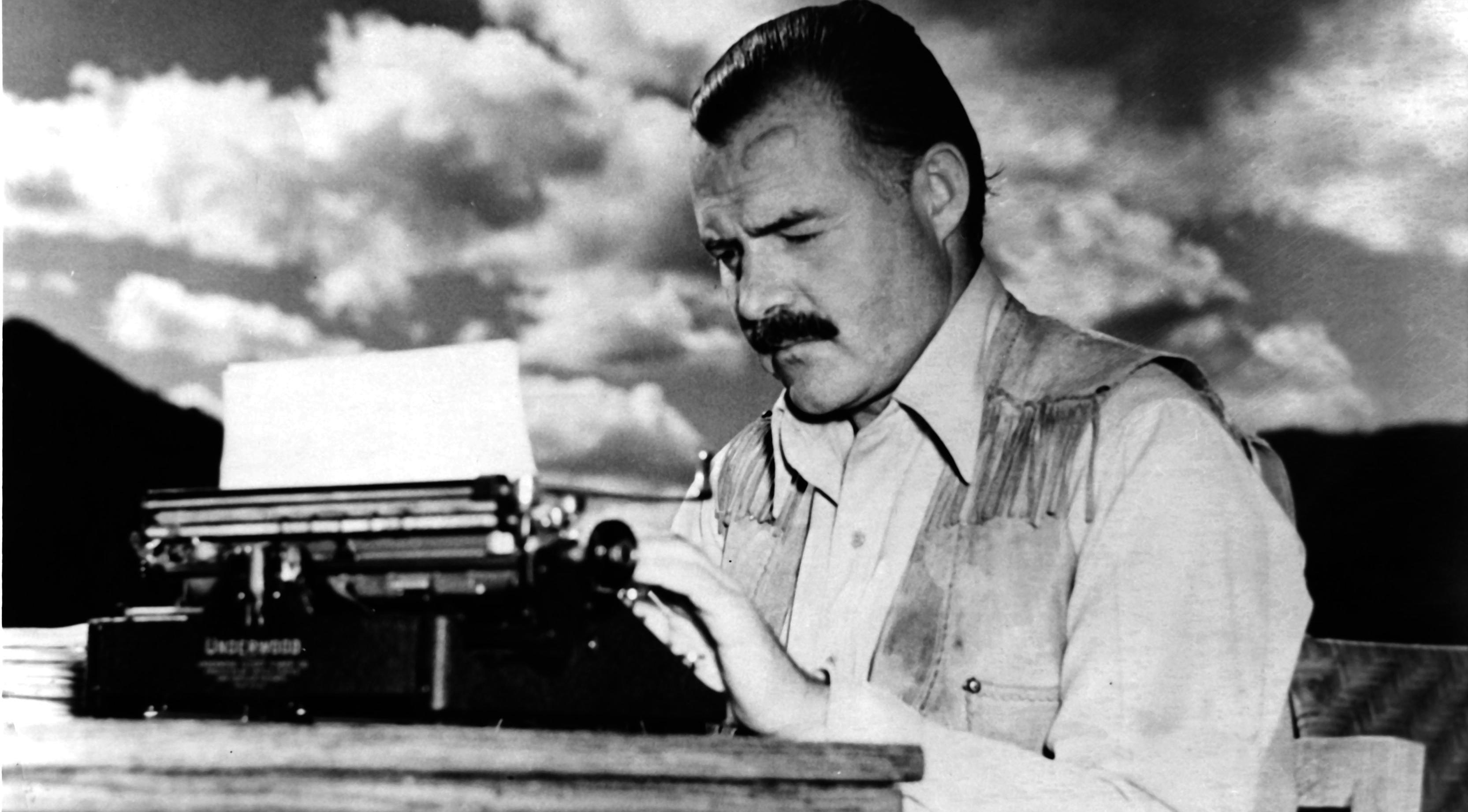 Φιλονικίες συγγραφέων Hemingway 2