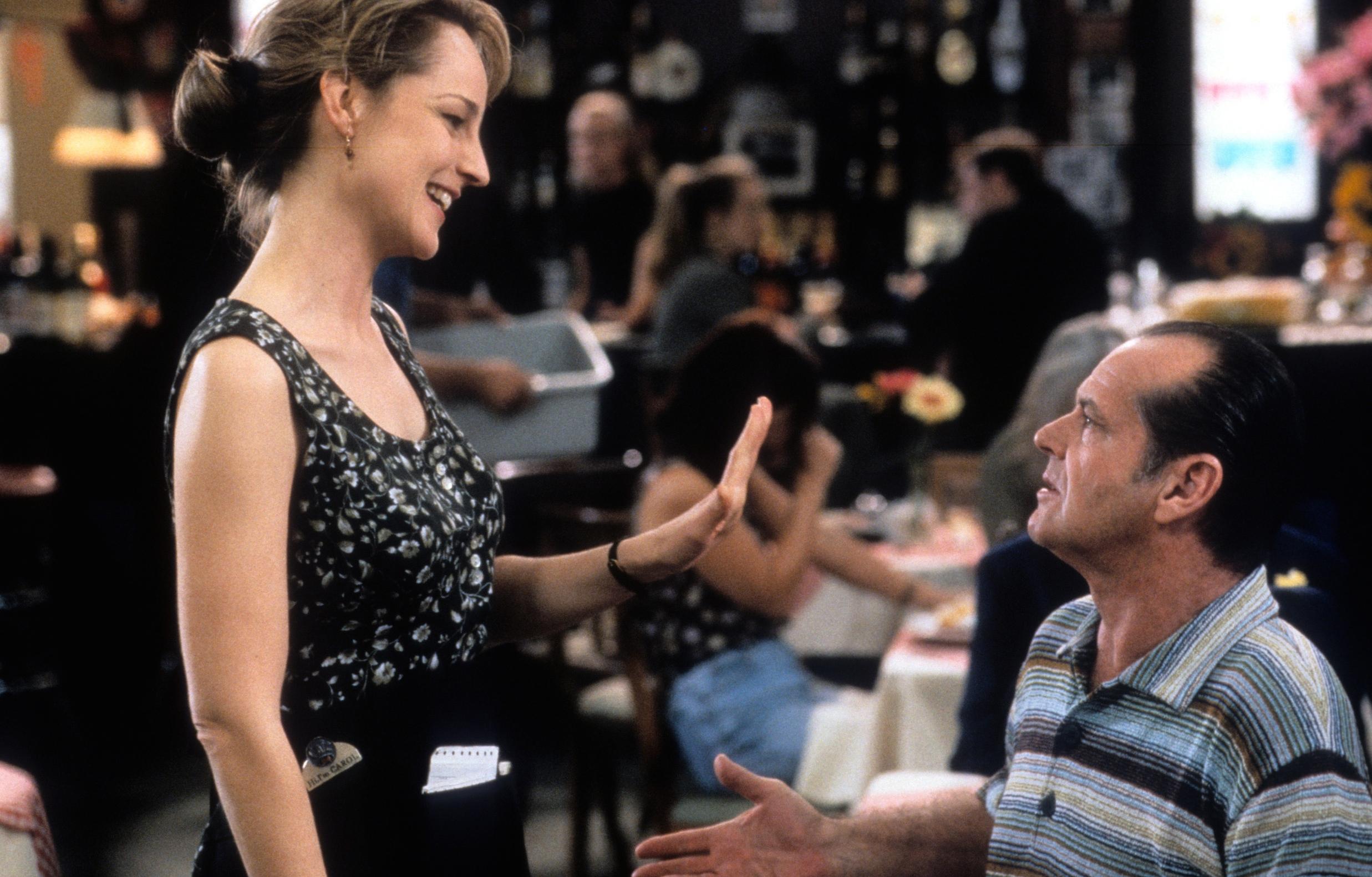 Ο έρωτας στον Κινηματογράφο - As good as it gets