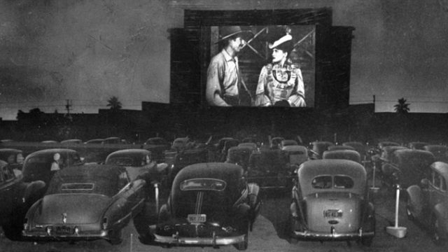 Κινηματογράφοι drive-in – η ιστορία τους.