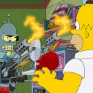 SIMPSORAMA – Simpsons και Futurama μαζί για ένα επεισόδιο!