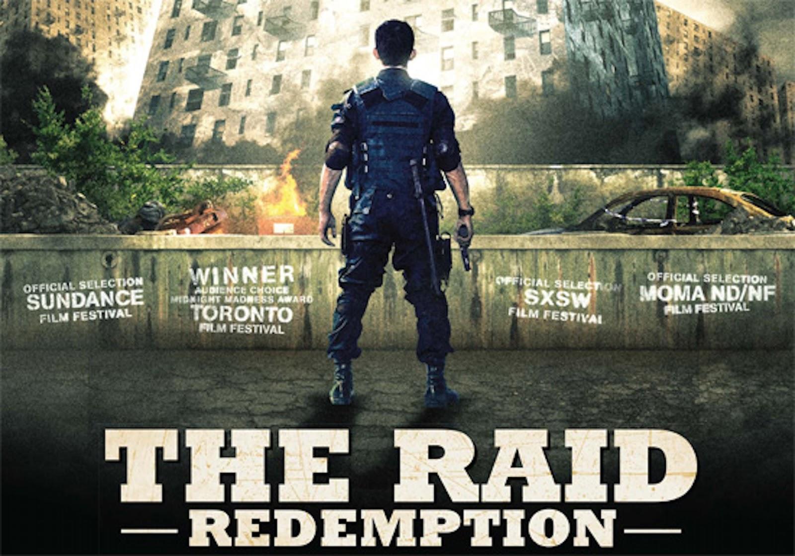 The Raid-Redemption
