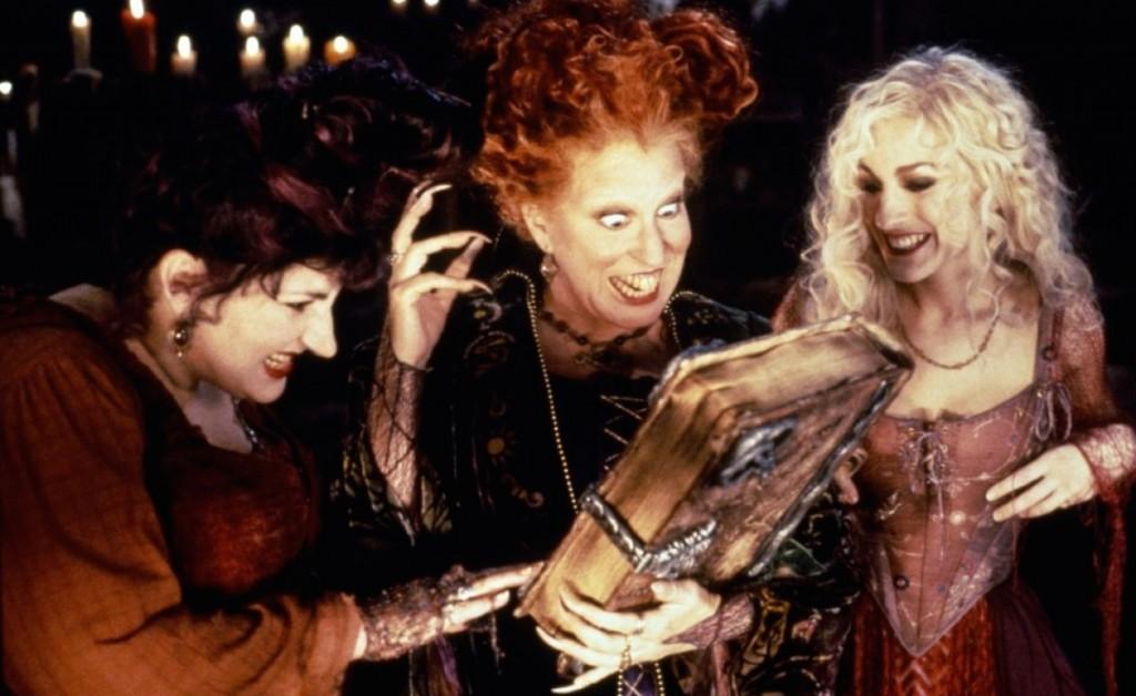 Halloween top 10 movies hocus-pocus