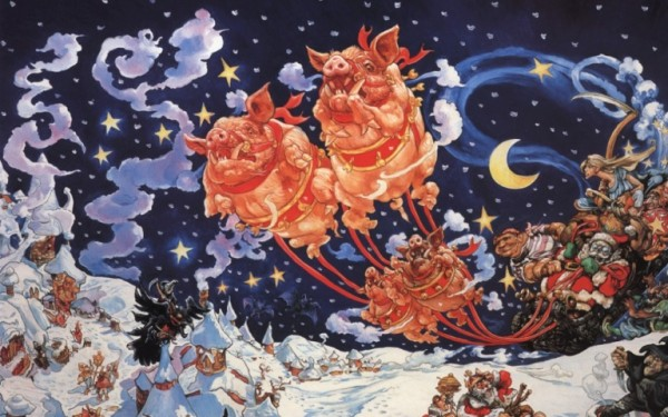 HOGFATHER, του Terry Pratchett 1