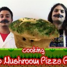 1up Mushroom Pizza Rolls | Geek Taste #3