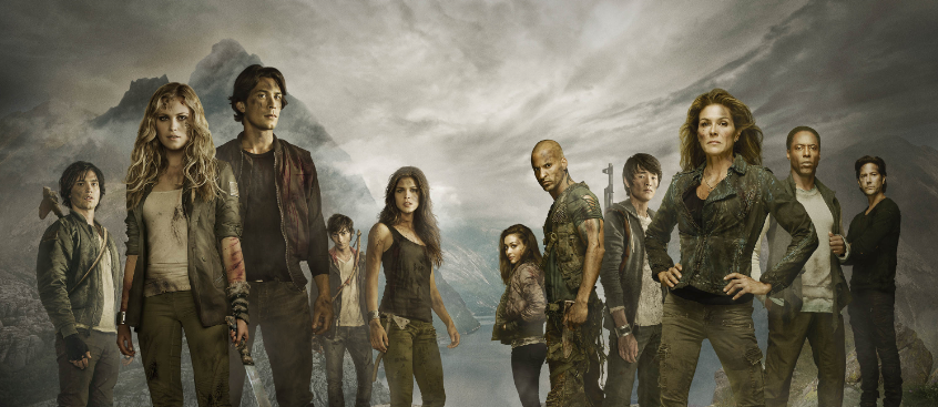 the 100 (the Hundred) 8