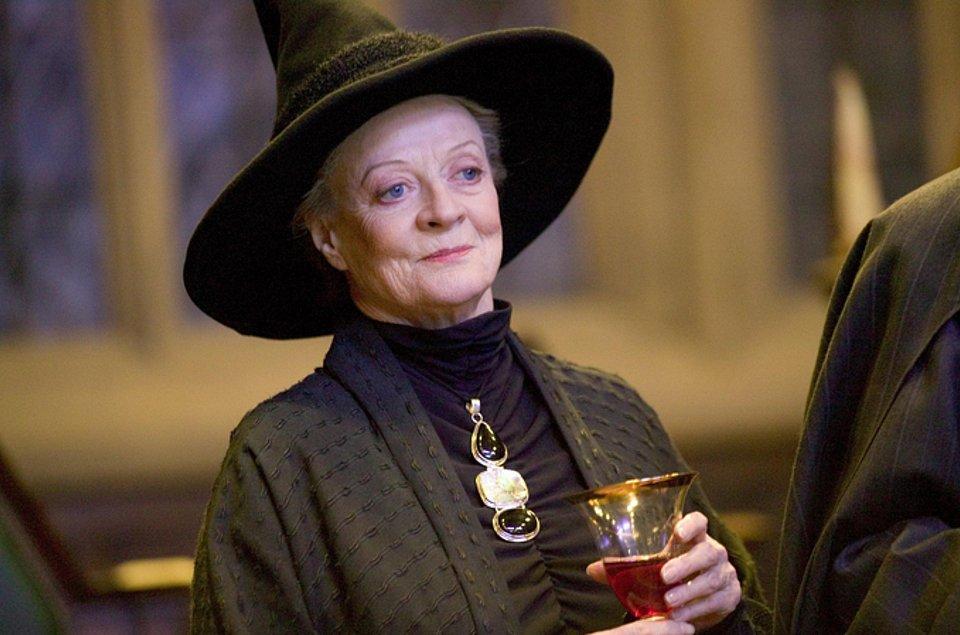 Η ζωή της Minerva McGonagall