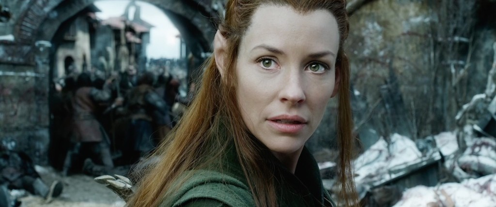 fancut του Hobbit -evangeline-lily-tauriel