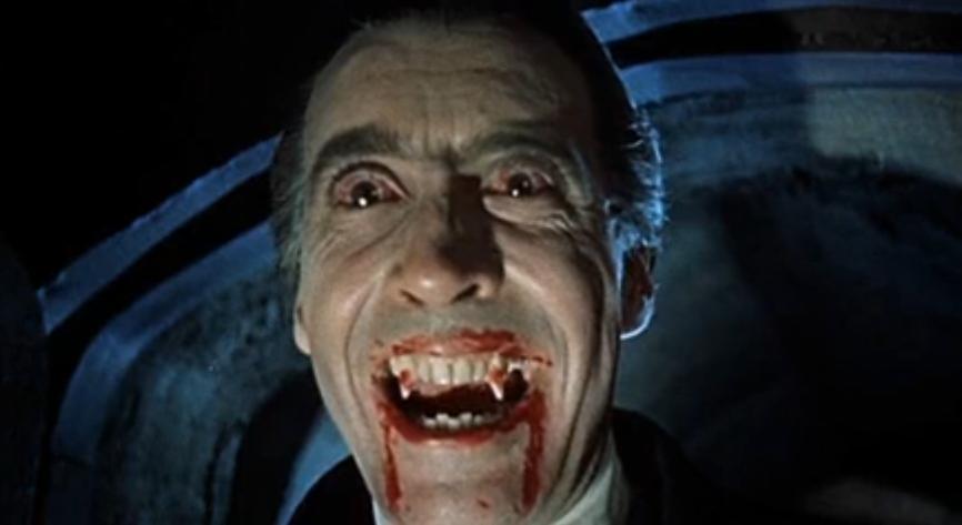 christopher lee Dracula_1958_c