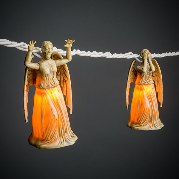 weeping angel light