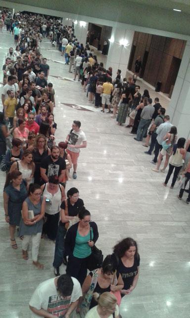 Jo Nesbo στην Αθήνα