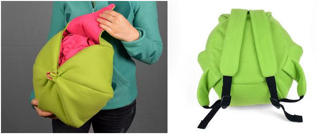 bulbasaur hoodie backpack