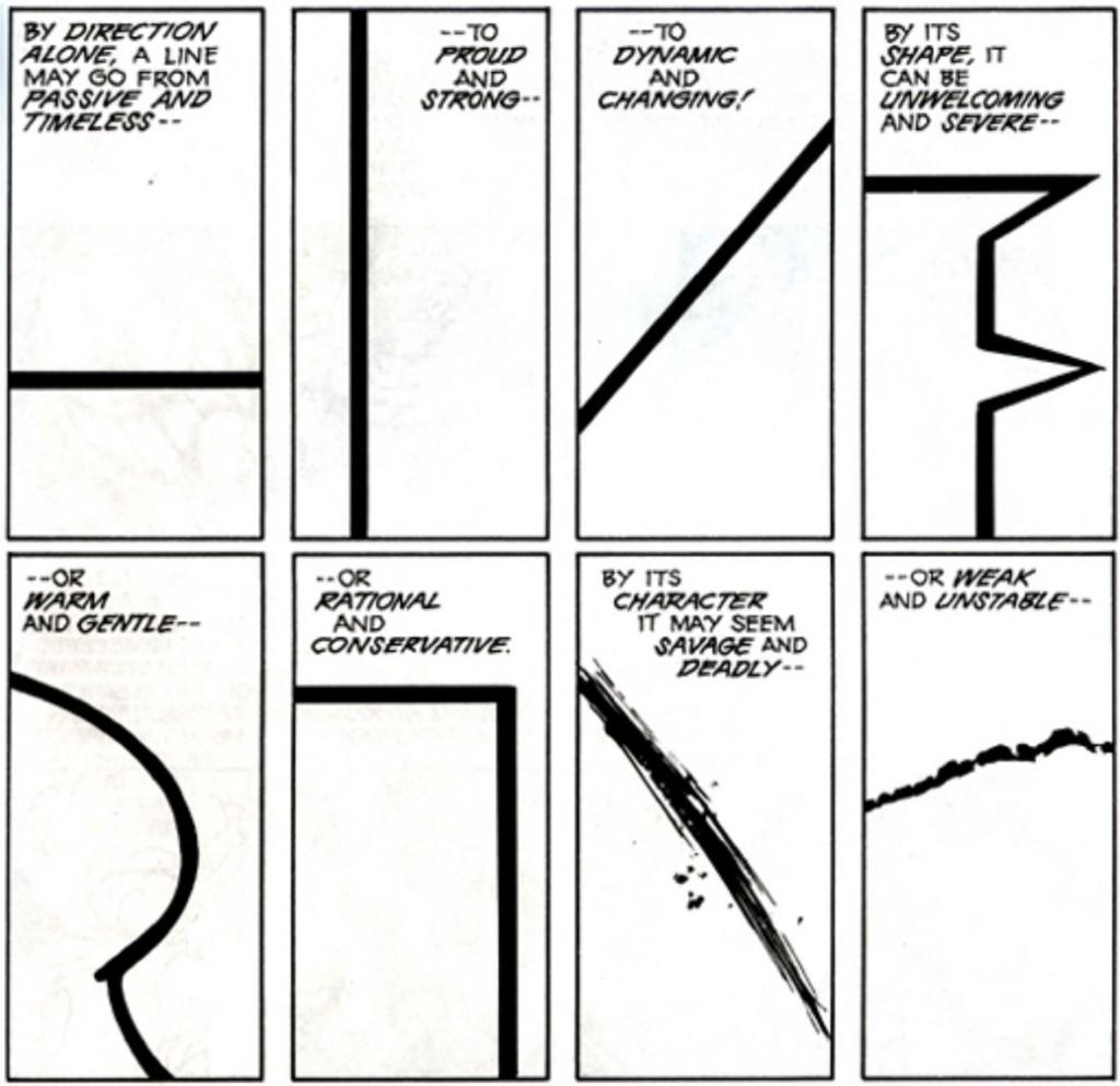 Κατανοώντας τα Κόμικς: Η αόρατη τέχνη 2
