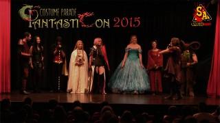 Φantasticon 2015 cosplay : fantasy champions – Φantasticon costume parade