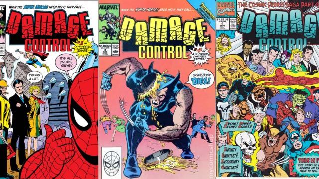 Damage Control. H νέα σειρά της Marvel, από το ABC
