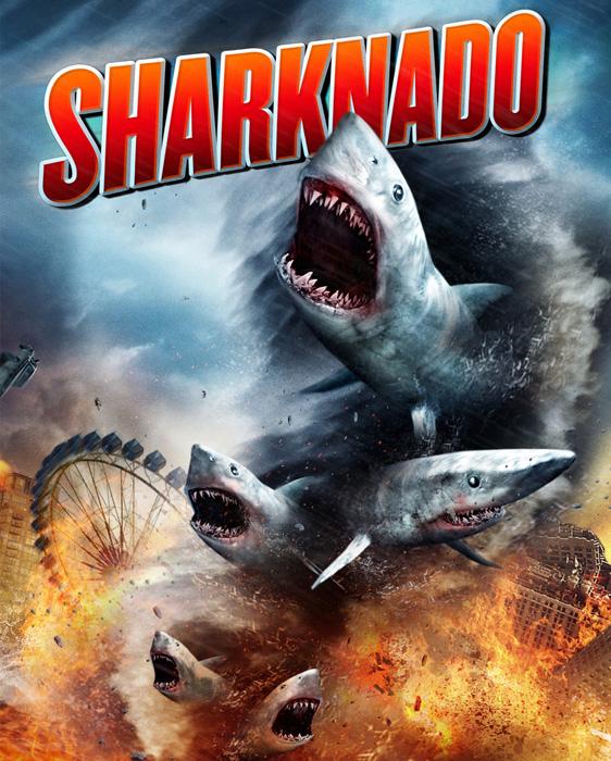 Night of the Lepus sharknado