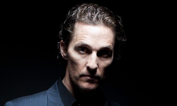 ο Matthew McConaughey στο The Dark Tower