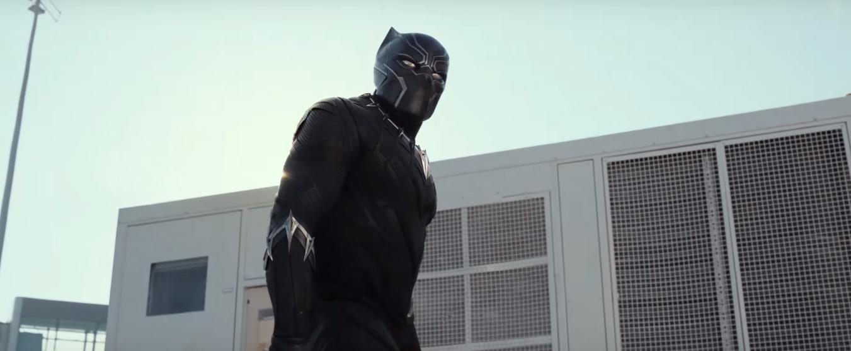 Black panther civil war 1