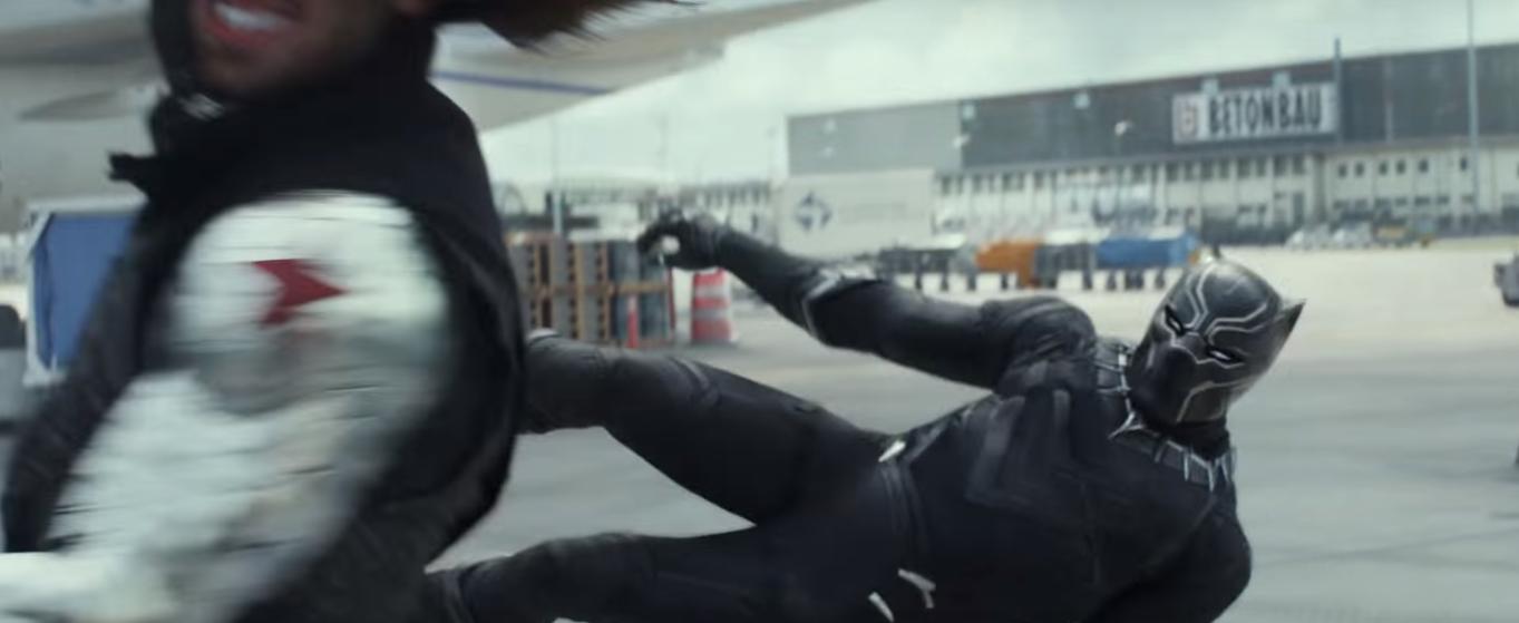 Black panther civil war 2