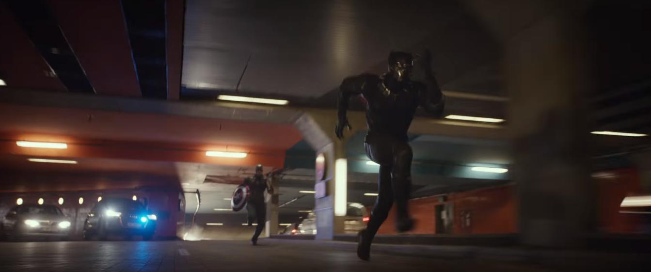 Black panther civil war 3