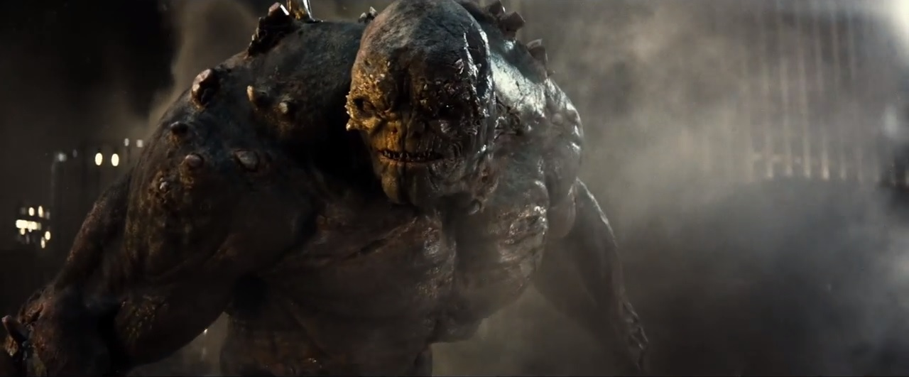 batman v superman #2 doomsday