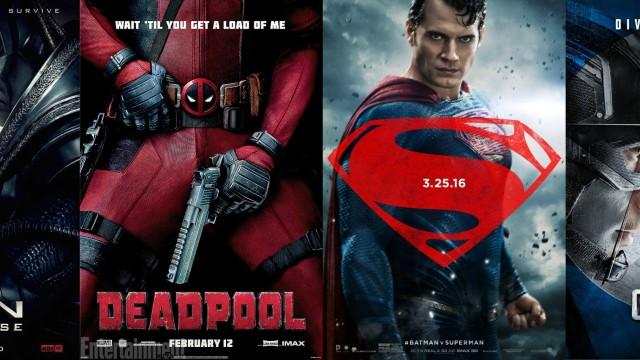 15 geek-o-ταινίες που έχουμε να περιμένουμε το 2016