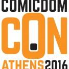 COMICDOM CON ATHENS 2016