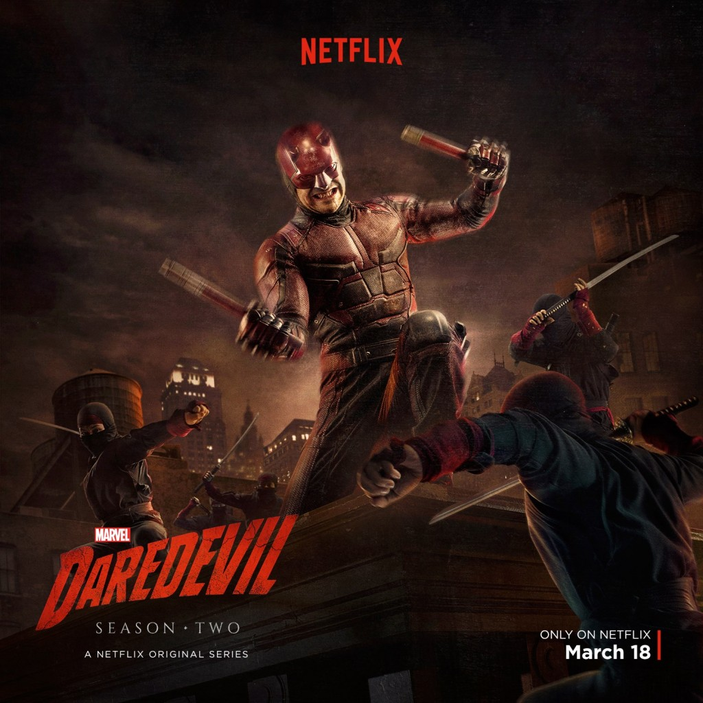 DAREDEVIL - Season 2