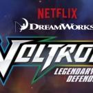 Ο Voltron στο Netflix!