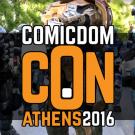 COMICDOM CON 2016 – Spoiler Alert On The Spot