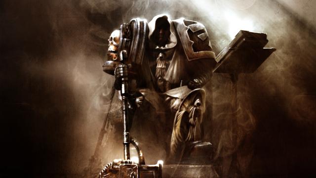 Exterminatus: ένα fan film στον κόσμο του Warhammer 40K.