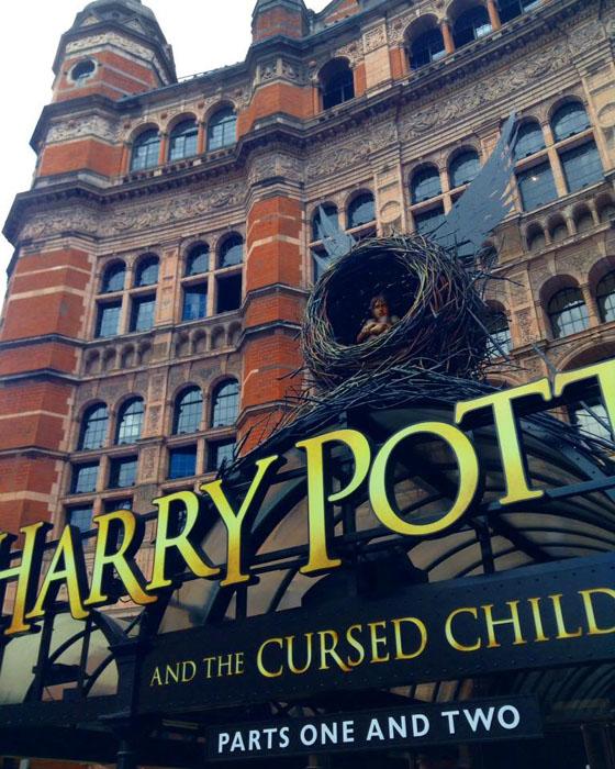 Ο Χάρι Πότερ και το Καταραμένο Παιδί