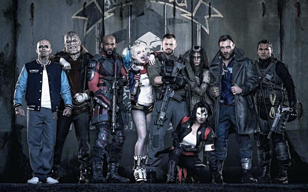 Task Force X aka The Suicide Squad 2016 Roster