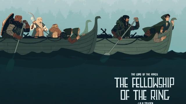 Ο Άρχοντας των Δαχτυλιδιών: Η Συντροφιά του Δαχτυλιδιού | Fantasy Series #10.1