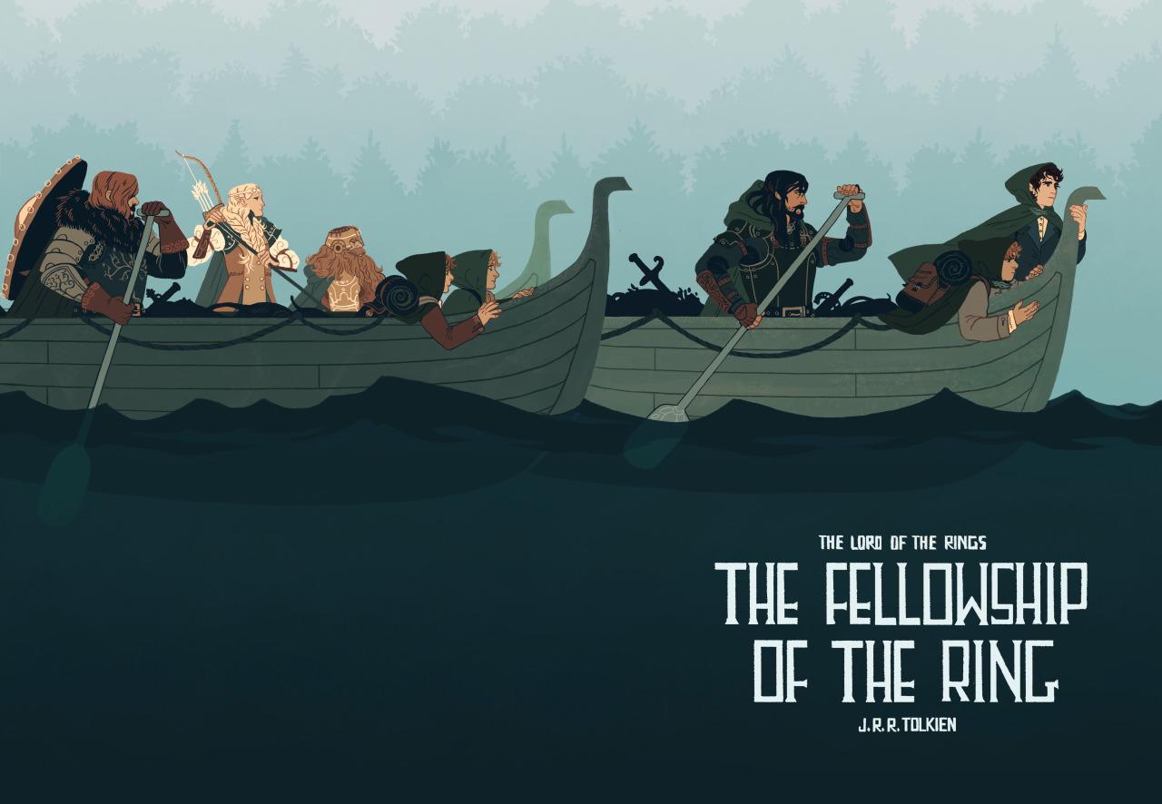 Ο Άρχοντας των Δαχτυλιδιών fellowship
