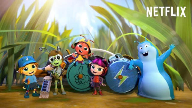 Beat Bugs – η νέα παιδική σειρά με τραγούδια των Beatles