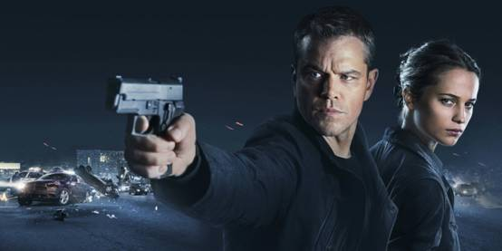 Jason Bourne – Review