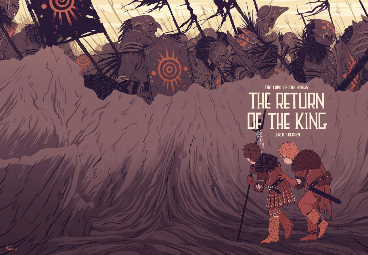 Ο Άρχοντας των Δαχτυλιδιών: Η Επιστροφή του Βασιλιά