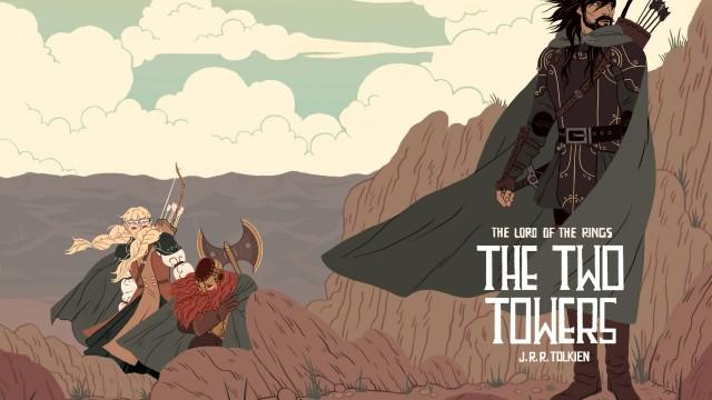 Ο Άρχοντας των Δαχτυλιδιών: Οι Δύο Πύργοι | Fantasy Series #10.2