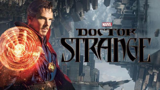 Doctor-Strange - Review