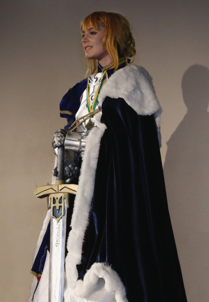 winner cosplay φantasticon 2016