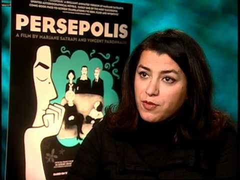 Η Marjane Satrapi στην Ελλάδα!