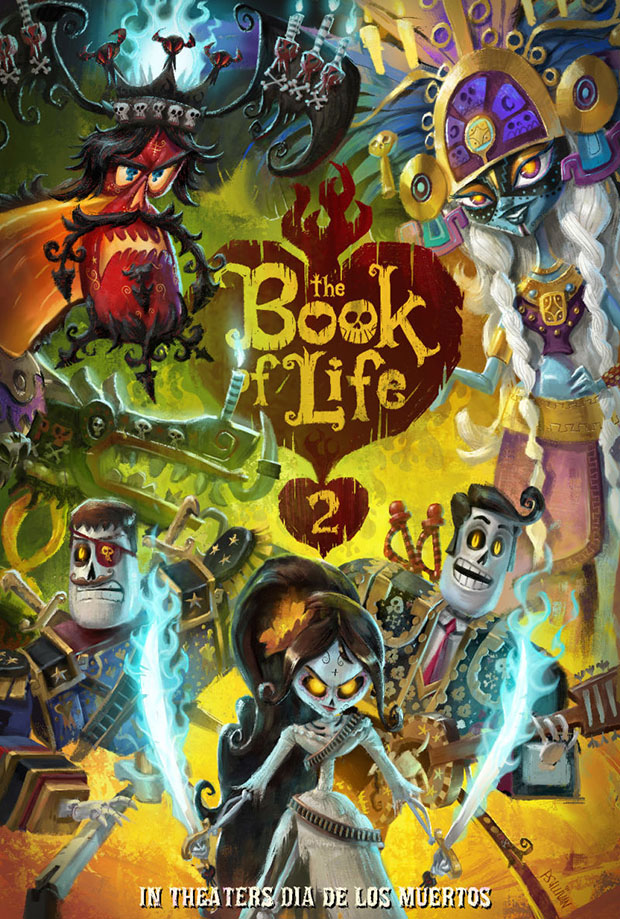 sequels book of life