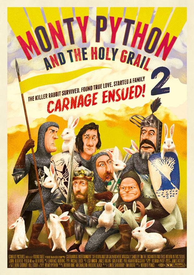holy grail sequel