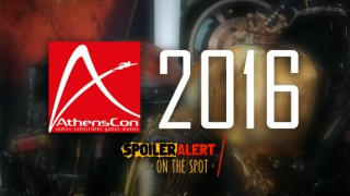 Athenscon 2016 – SA On the Spot